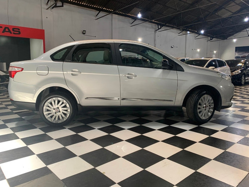 fiat grand siena 1.6 essence 2013 gris cpm