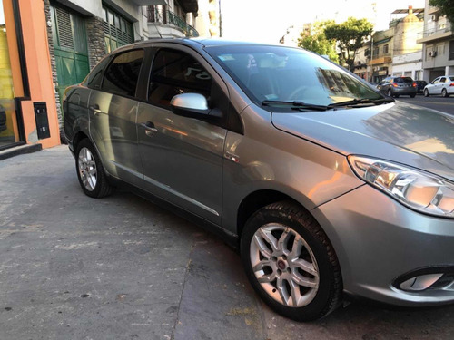 fiat grand siena 1.6 essence dualogic 115cv 2015 argemotors