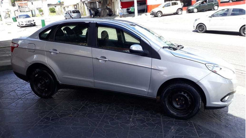 fiat grand siena 2013 1.4 attractive flex 4p