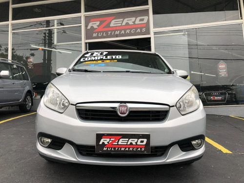 fiat grand siena 2013 attractive completo 1.4 flex revisado