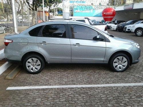 fiat grand siena attractive 1.4 8v flex 2016/ 8052