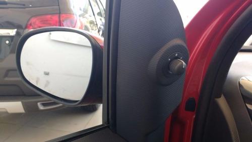 fiat grand siena attractive rojo motor 1.4 0km autonovo s.a