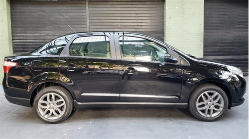 fiat grand siena  essence 1.6 flex automático 2014