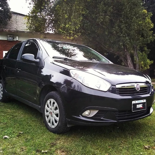 fiat grand siena full impecable