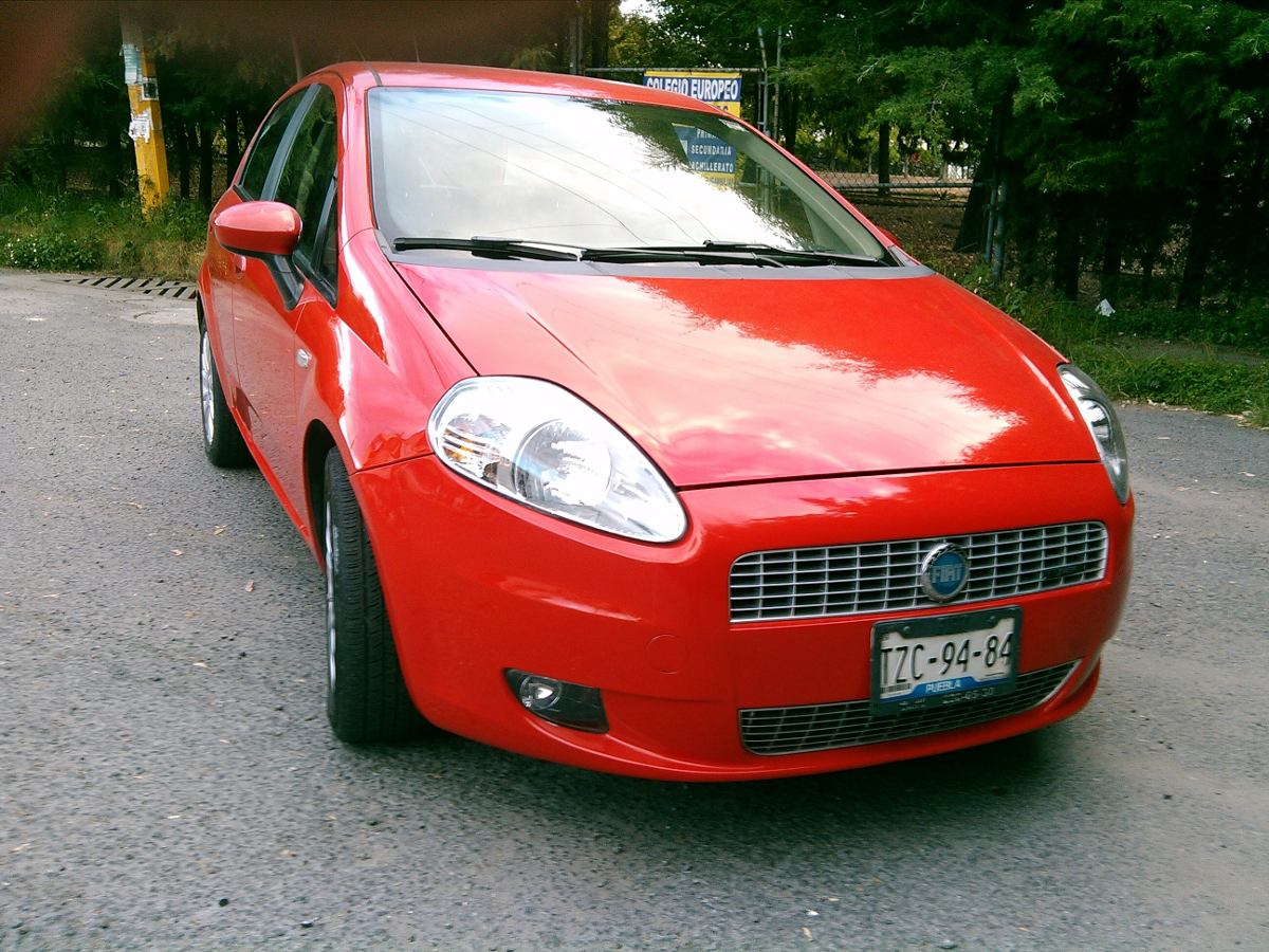 fiat grande punto 2008 turbo 85 000 en mercado libre. Black Bedroom Furniture Sets. Home Design Ideas