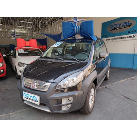 Fiat Idea  Adventure 1.8 16v E.torq (flex) - Completo