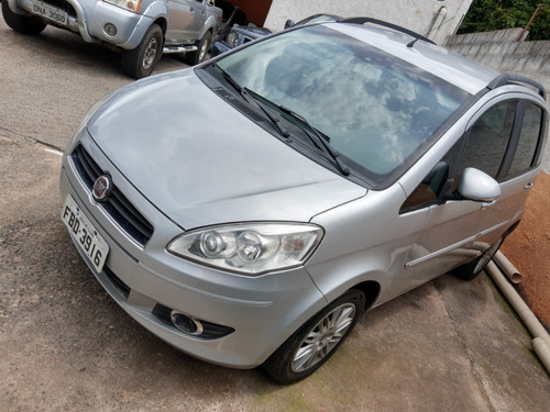 fiat idea 1.4 attractive flex 5 p