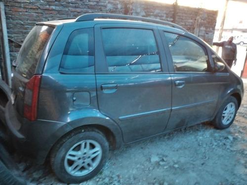 fiat idea 1.4 elx 2010 financio ( aty automotores)