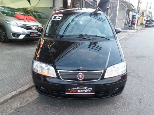 fiat idea 1.4 fire elx 8v flex 2006