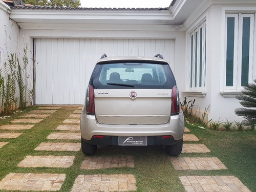 fiat idea 1.4 mpi attractive 8v flex 4p manual