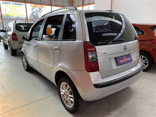 fiat idea 1.4 mpi fire elx 8v flex 4p manual 2009/2010