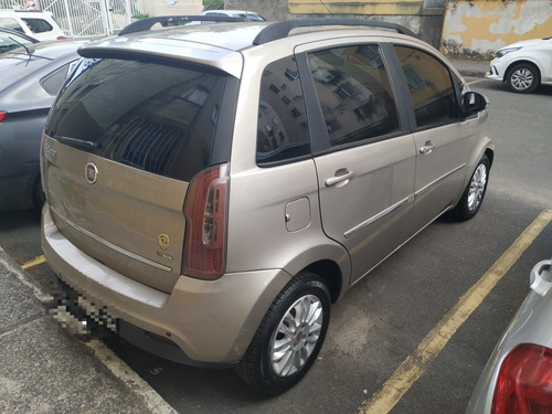 fiat idea 1.6 16v essence flex dualogic 5p 2012