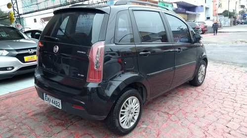 fiat idea 1.6 essence flex 2011 zero de entrada