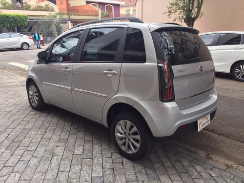 fiat idea 1.6 essence flex automatizado 2016