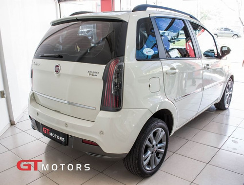 fiat idea 1.6 essence sublime 16v 2016 branca flex