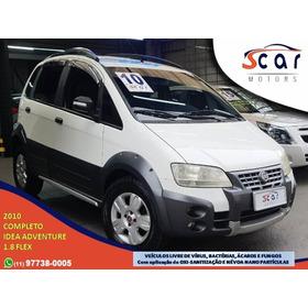 Fiat Idea 1.8  Adventure - 2010