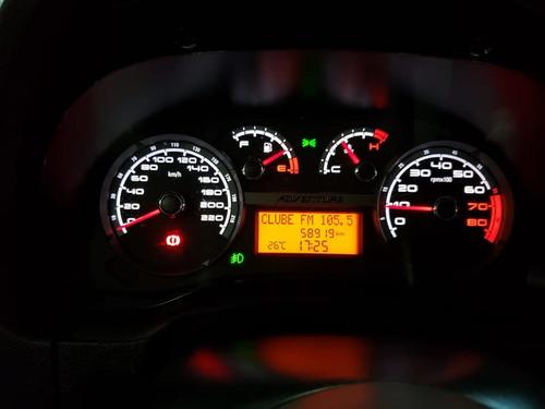 fiat idea 1.8 16v adventure flex 5p 2013 58.000 km impecável