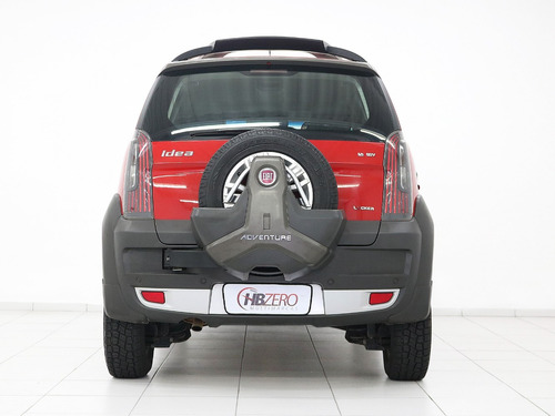 fiat idea 1.8 16v adventure flex 5p 2015