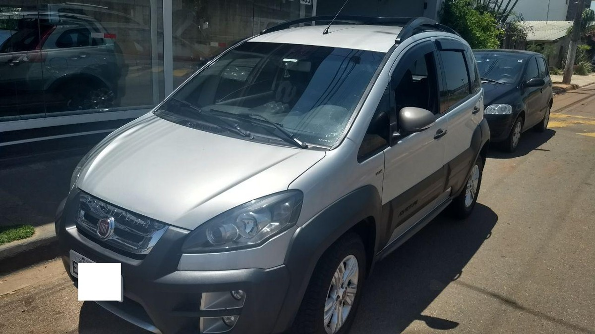 fiat idea 1.8 16v adventure flex 5p - r$ 35.000 em mercado libre