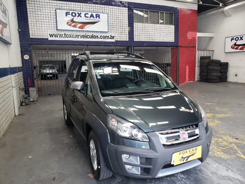 fiat idea 1.8 16v adventure flex ano 2012/2013 (1703)