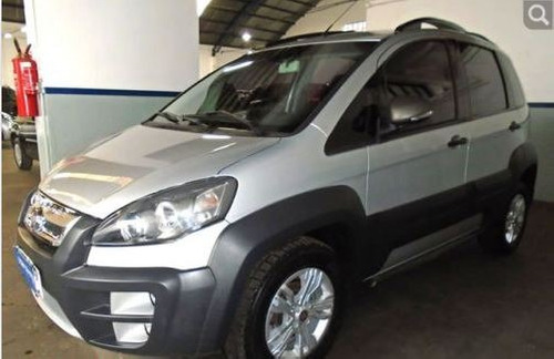fiat idea 1.8 16v adventure flex dualogic 5p