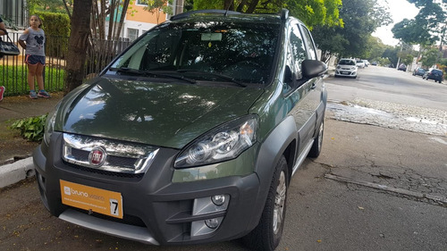 fiat idea 1.8 16v adventure flex dualogic 5p, impecável!!