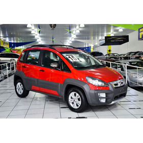 Fiat Idea 1.8 2015 Adventure Flex 5p