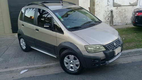 fiat idea 1.8 adventure alarma 2008