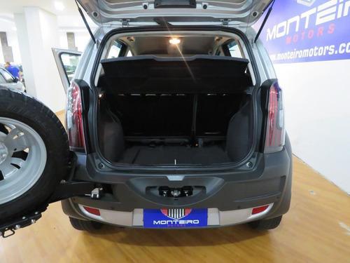 fiat idea 1.8 adventure flex dualogic aut top só 48.900 kms