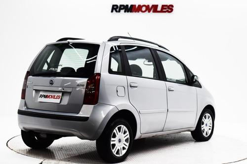 fiat idea 1.8 hlx 2006 rpm moviles