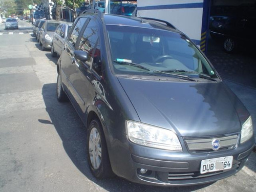 fiat idea 1.8 hlx 2007 flex 5p unica dona