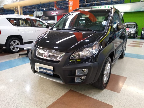 fiat idea 1.8 mpi adventure 16v flex 4p automatizado