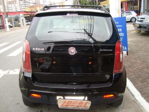 fiat idea 2013 1.4 attractive flex 5p - esquina automoveis