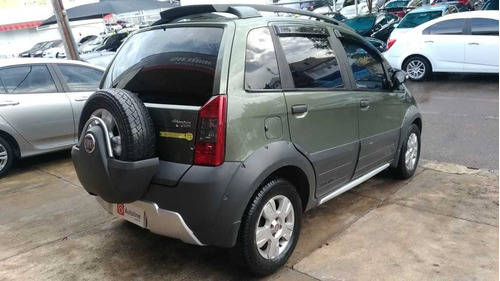 fiat idea adv 1.8 locker 2009/2010 manual flex (negociamos)