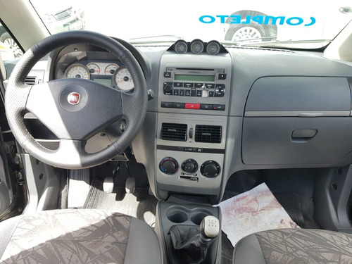 fiat idea adventura locker 1.8 2010 flex completo 5p