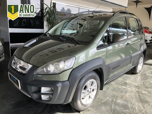 fiat idea adventure 1.8 16v flex, eqq4911