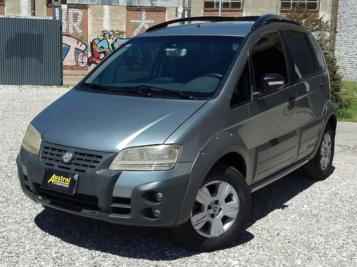 fiat idea adventure 1.8 2008 gnc