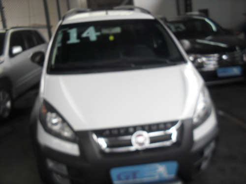 fiat  idea adventure 1.8 flex