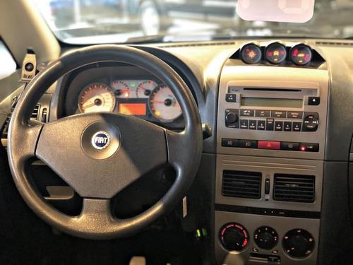 fiat idea adventure 1.8gnc 2007 232.000 km gris