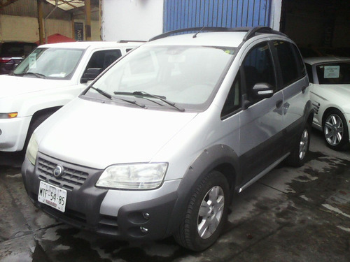 fiat idea adventure 2008 std 4cil 1.8l aa ee cd