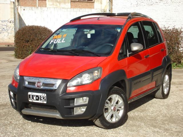 Fiat Idea Adventure 2011 Gnc 134000 En Mercado Libre