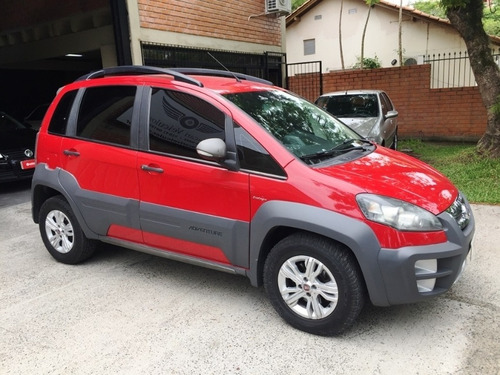 fiat idea adventure aut. 1.8