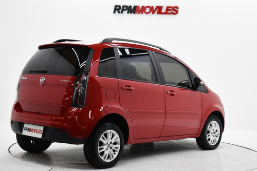 fiat idea atractive top 1.4 8v 2015 rpm moviles