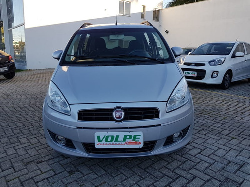 fiat idea attractive 1.4 8v flex mec. 2013