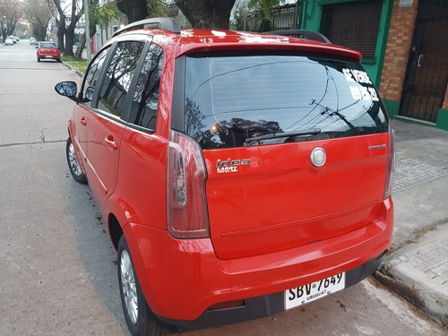fiat idea attractive 1.4 dic 2013 79500 kms impecable!!!