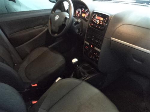 fiat idea attractive 1.4 flex 2013 completa+ rd+ airbag+ abs