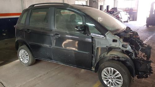 fiat idea essence 1.6 16v año 2012 dada de baja sin motor