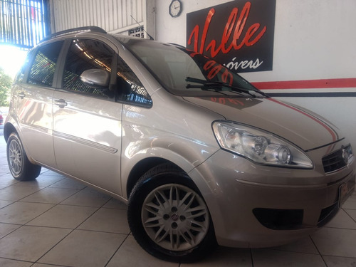 fiat idea essence 1.6 dualogic completa