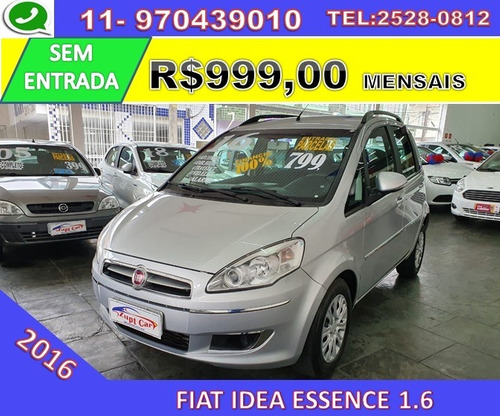 fiat idea essence flex 1.6 completo