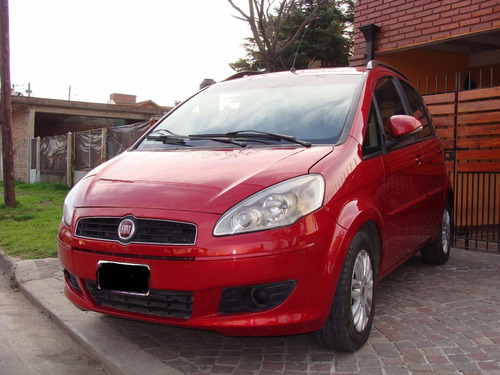 fiat idea full gnc essence top 2011 financio